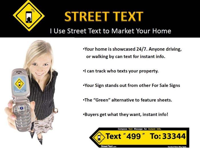 Street-text