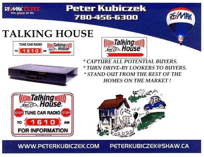 Talking House